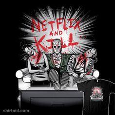 'Flix and Kill #alexpawlicki #apsketches #film #fridaythe13th #horror #jasonvoorhees #movie