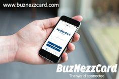 Buznezzcard crm screen mockup  www.buznezzcard.com  #Buznezzcard #businesscard #visitekaartje #addressbook