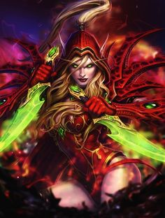#WOW | Valeera Sanguinar