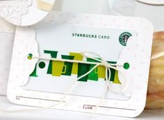 Handmade Thanks a Latte   Damask Love Blog