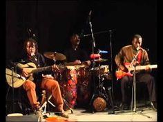 Soma, un grande brano di Manu Dibango eseguita dal Trio Minlan a Modena