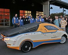 Solar car!