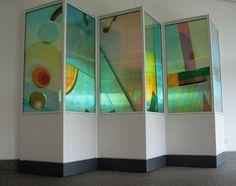 Tom Patti – Glass Artist · Glass Art | CraftGossip.com Very cool.