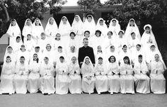Photo de classe école Sainte Jeanne D'arc de 1955 : 6ème