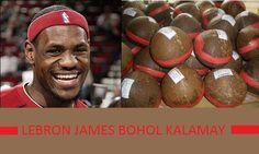 Celebrate the 2012 NBA Championship with Bohol kalamay!