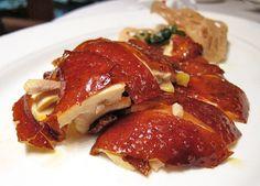 Chicken at Lung King Heen @ Four Seasons Hong Kong