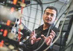 A physics team is using their expertise in the field of optics and photonics to advance new methods in areas such as mapping the neural circuitry of the brain and guiding neurons to potentially repair damage in the body.