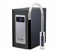 The SPARQ gives you the luxury of filtered sparkling or still water, right in the heart of your home Water Tap, Under Sink, Led Panel, Chill, Sparkle, Cool Stuff, Luxury, Glow