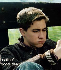 young Jake Gyllenhaal in October Sky Super cute :p