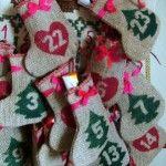 Germani Decor Tips or Tricks: Advent. OH Advents Calendar