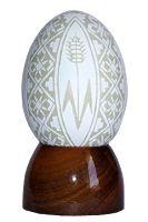 Pêssanka Bordada: Galeria Brown Eggs, Easter Egg Designs, Ukrainian Easter Eggs, Egg Art, Bath Salts, Sculpture, Decorative Plates, Herbal Tea, Color