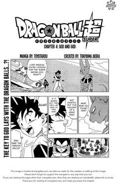 Dragon Ball Chou chapter 4