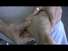 Thumb Massage for Heel Pain and Plantar Fasciitis - YouTube