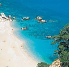 Beach in Chalkidiki
