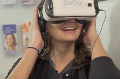 Zocdoc Brings Virtual Reality to the Doctor's Waiting Room - Interactive (video) - Creativity Online