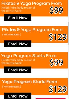 Class Schedule, Beauty Spa, Pilates, Mindfulness, Events, Exercise, Yoga, Gym, Ejercicio