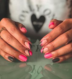 @nails.aguiral 🌷 Convenience Store, Nails, Instagram, Color, Convinience Store, Finger Nails, Ongles, Nail, Sns Nails