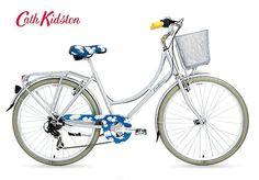 Cath Kidston Cloud 17in Heritage Bike (£504)