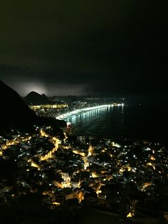 View from De lage, vidigal, Rio