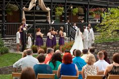 Buffalo Trace Wedding