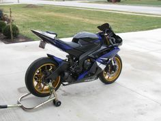 Team Yamaha Blue Thread!!!!!!! - Page 7 : Yamaha R6 : R6 Forum