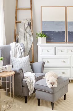 I am so excited to bejoining some of my favoriteblogging friends today to share our best farmhouse-inspired DIY projects, including our simple DIY angled blanket ladder. Our home is a relatively new house, but we love incorporating farmhouse elements into each room to create an inviting and beautiful space. I always call our style modern...Read More »