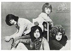 Led Zeppelin, 1968!! ❤❤❤
