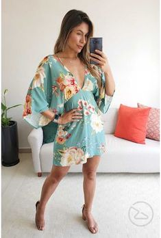 Summer Looks, Casual Dresses, Cover Up, Clothes For Women, Womens Fashion, Lifestyle, How To Wear, Outfits, Closet