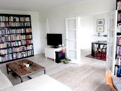#Penthouse in embassy area. #Copenhagen apartment rent