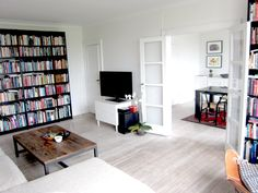 #Penthouse in embassy area. #Copenhagen apartment rent