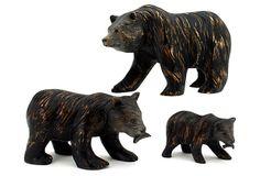 Bamboo Black Bears