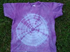 tie dye diy .. ways to tie your shirt for different patterns