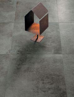 Officine - Фарфор с металлическим эффектом для наружных среда | Mirage