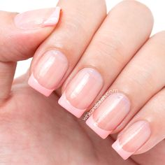 French Manicure How To, Tips & Tricks