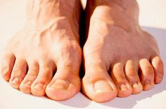 Tips on Summer Foot Care for Men