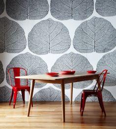 red interior ideas blog.makeithome.pl