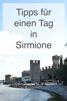 My tips for a day in Sirmione can be found here: christineunterweg … The post Travelogue: Sirmione on Lake Garda – travel tip by appeared first on Woman Casual. Great Places, Places To Go, Beautiful Places, Greece Vacation, Vacation Trips, Greece Holiday, Reisen In Europa, Lake Garda, Europe Destinations