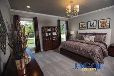 Little Rock Craftsman C2 Floor Plan - Owner's Suite - Centerra Ridge - Evansville, IN