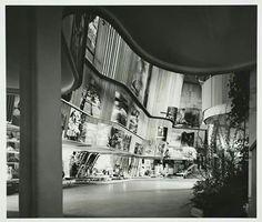 Alvar Aalto, Finnish Pavilion 1939, World's Fair Exhibition, New York