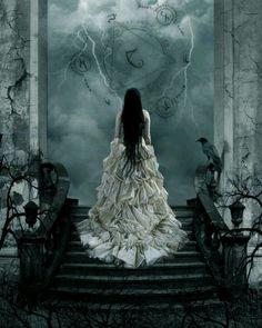 Amy: a beautiful image, like a dream