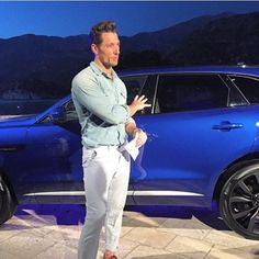 In Montenegro presenting the new @jaguar #fpace