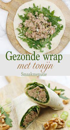 Wrap met tonijn – Food And Drink
