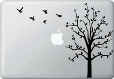 Cool! Tree MacBook Decal Mac Apple Skin Sticker   eBay
