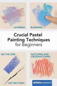 Crucial Pastel Painting Techniques for Beginners Liz HaywoodSullivan Artists Network Soft Pastel Art, Chalk Pastel Art, Pastel Artwork, Oil Pastel Paintings, Pastel Drawing, Chalk Pastels, Chalk Art, Soft Pastels, How To Use Pastels