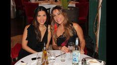 Deux talents brésiliens : l'actrice Gyselle Soares et la styliste Magnolia Oliveira !