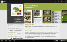 Reptielen en amfibieën ontdekken! App Androïde