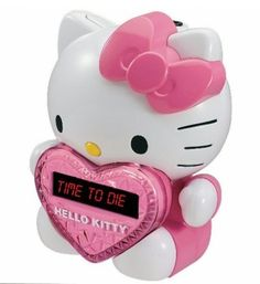 Hello Kitty AM/FM Projection Clock Radio with Battery Back Up. it projects on the celing with the time and a hello kitty pic. Hello Kitty Bedroom, Hello Kitty Imagenes, Projection Alarm Clock, Tween Girl Gifts, Tween Girls, Hello Kitty Items, Radio Alarm Clock, Digital Clocks, Toys R Us