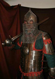 14th century russian kit