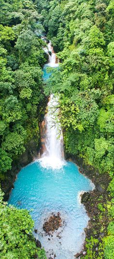 Your site for planning an unforgettable Costa Rica vacation! Table of ContentsUseful Costa Rica Travel TipsGood Planning Can Help You Save Money and TimeCosta [. Vacation Places, Dream Vacations, Vacation Spots, Honeymoon Destinations, Voyage Costa Rica, Costa Rica Travel, Beautiful Waterfalls, Beautiful Landscapes, Rio Celeste Costa Rica