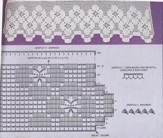 Diy Crafts - Women Vest Cone Pattern New Knitting Design Free Crochet Cord, Crochet Towel, Crochet Lace Edging, Crochet Leaves, Crochet Motifs, Crochet Borders, Crochet Trim, Crochet Stitches, Free Crochet